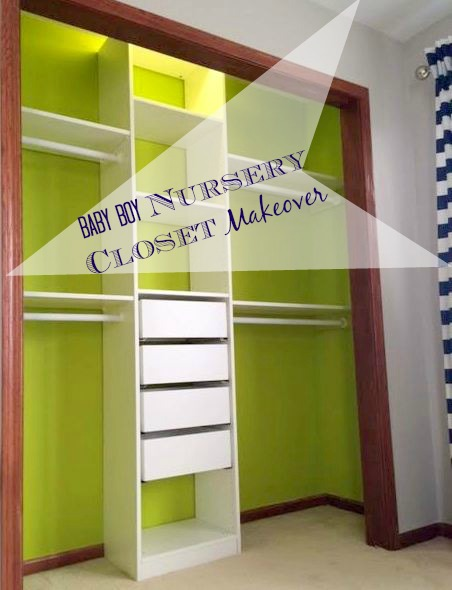 Baby Boy Closet: And The {paint} Winner Is
