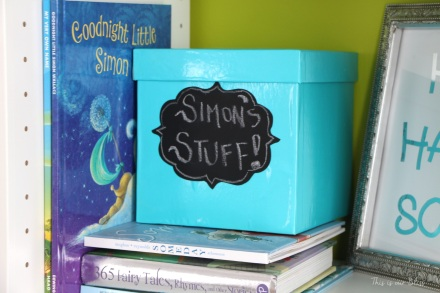 Baby boy nursery closet | nursery storage & organization | This is our Bliss