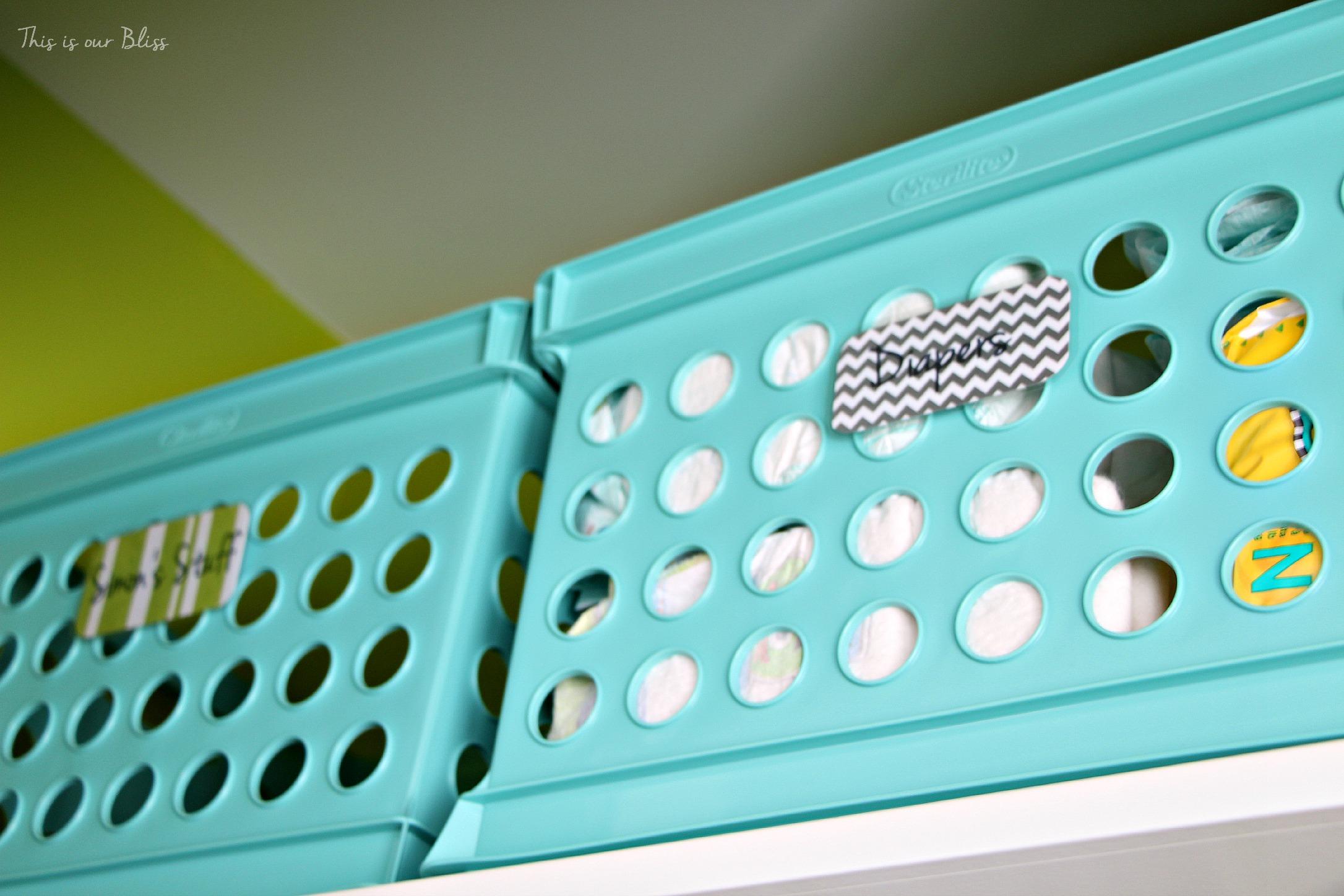 Nursery Closet Makeover Details How To Diy A Closet