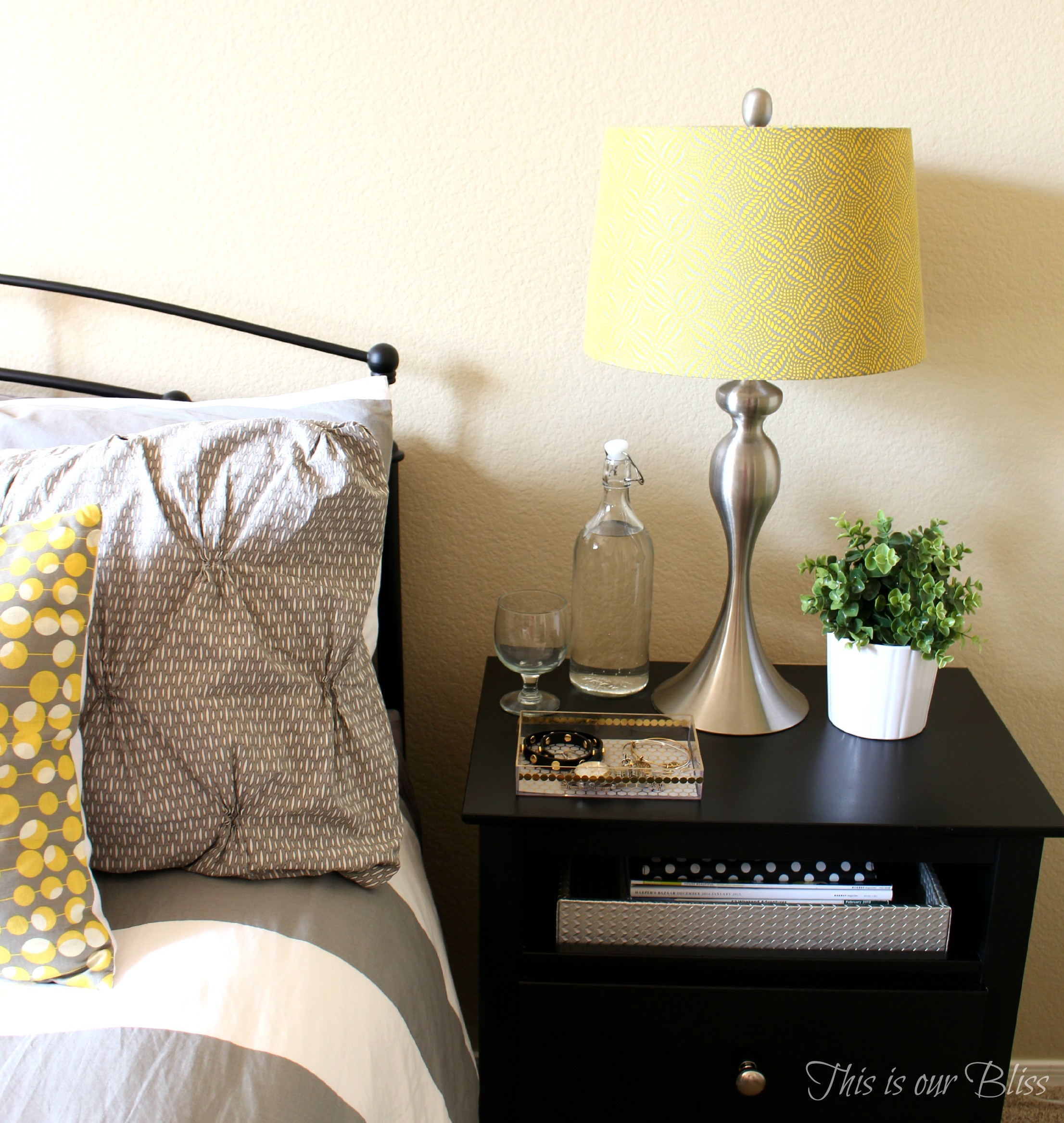 Diy Bed End Tables