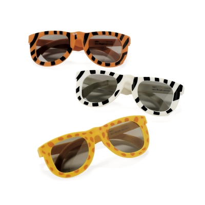 animal print sunglasses party favors - this is our bliss