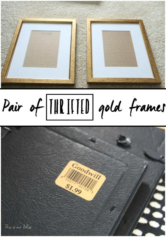 How To Thrift Picture Frames Tips For Finding Pieces For A Gallery