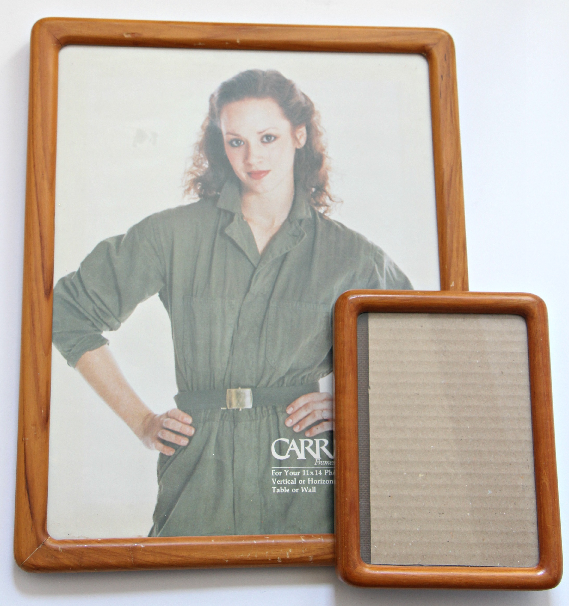 How to thrift picture frames tips for finding pieces for a round edge frame thrifted frames this is our bliss jeuxipadfo Image collections
