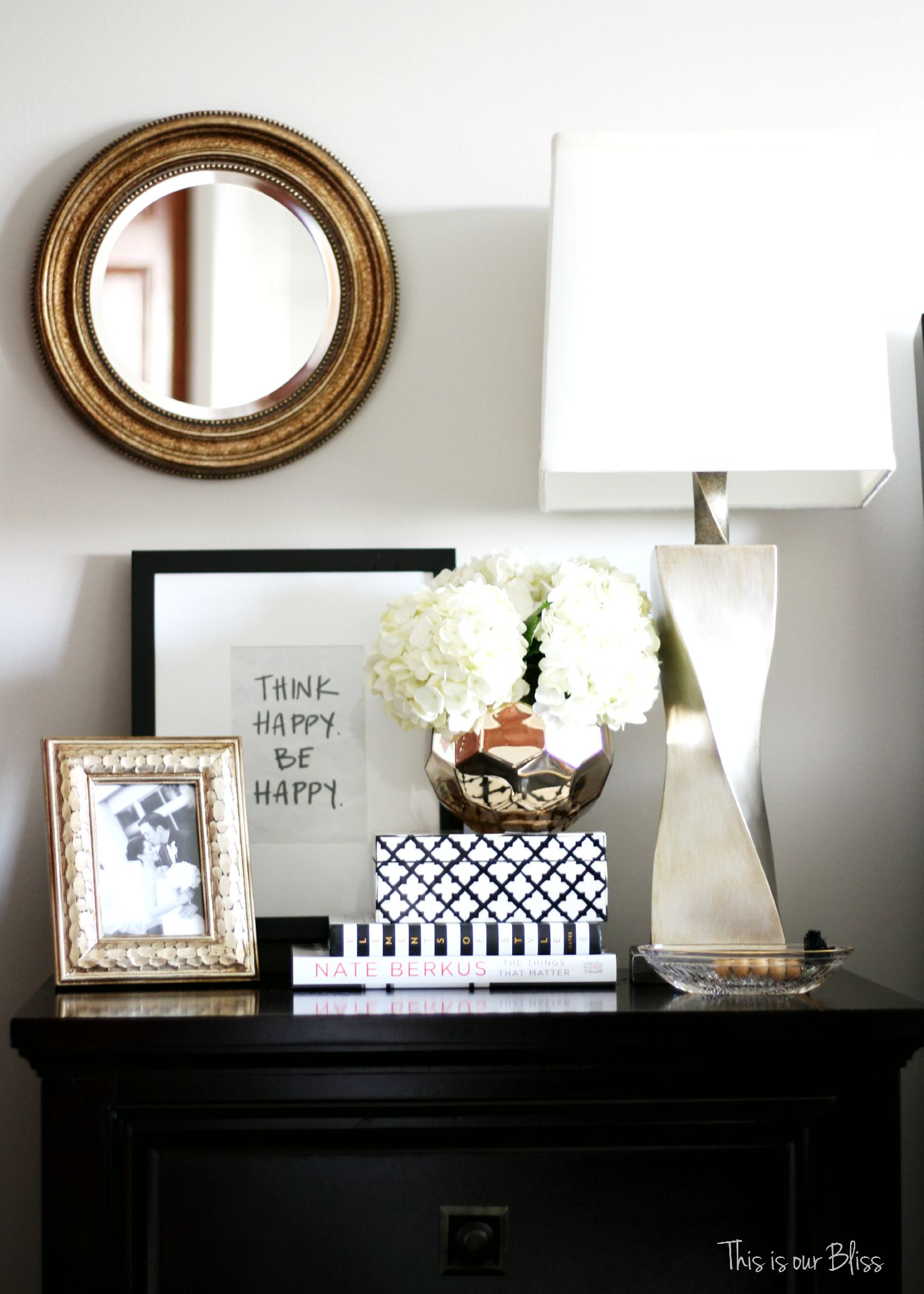 My Bedside Table: Shop My Nightstand [Bedside Table Decorating Sources